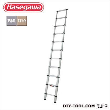 テレスコピックラダー/テレステップ (伸縮式ハシゴ) [EN131]   HPS-33BA