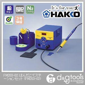 ハッコーFM-203100V2極接地プラグ   FM203-02