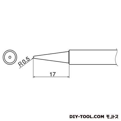 こて先/B型   T34-B