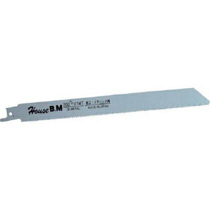 バイメタルセーバーソー替刃解体プロ用  200mm×14山 KBM200 1 PK