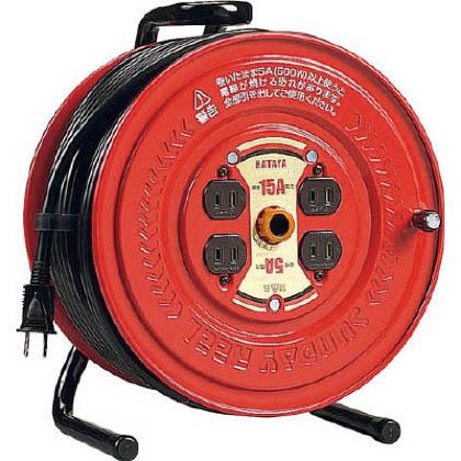 サンデーリール  電工ドラム・電工リール・コードリール 50m (GS-50)