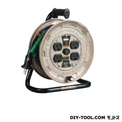 ハタヤ温度センサー付コードリール単相100V10Mアース付  幅×奥行×高さ:224×145×278mm JT3-101KS