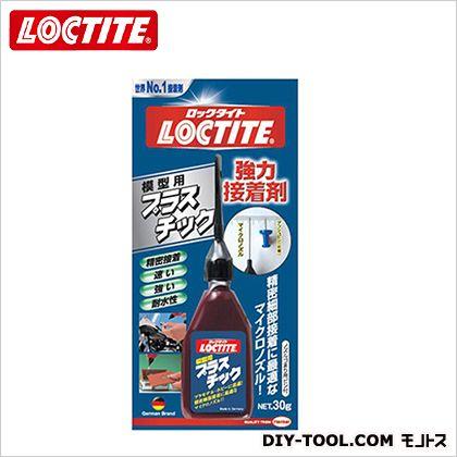 ロックタイト 強力接着剤 模型用プラスチック 30g (DPL-030)