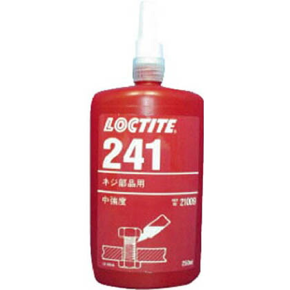 ロックタイト ねじゆるみ止め用嫌気性接着剤  250ml 241
