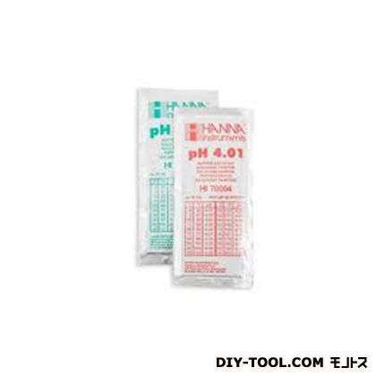 pH標準液 (スタンダードタイプ) pH 4.01 & pH 7.01   HI 77400P