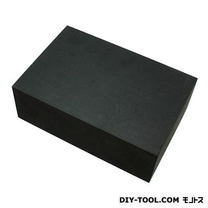 ゴムブロック 黒 50×100×150mm GR50-151  0