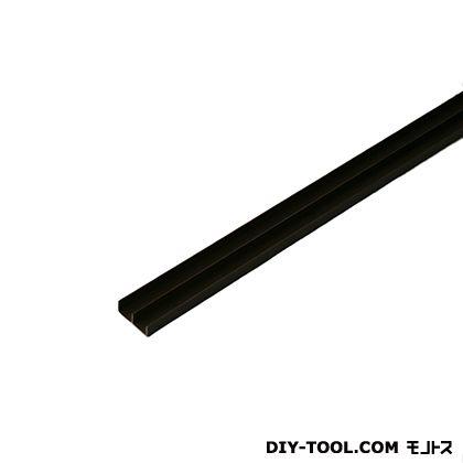 上レール ブラウン 11×30.5×915mm PTL3011  0