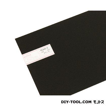 ポリプレート ブラック 300×450mm PE340-6   0