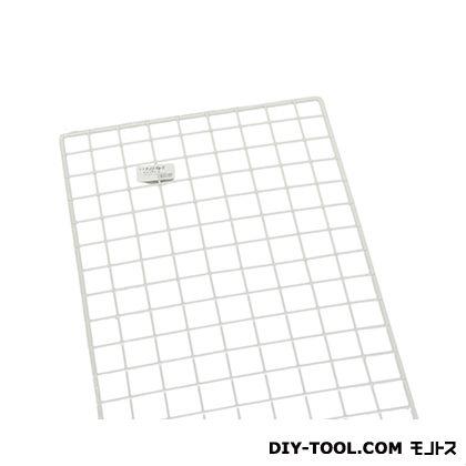 光 スチールメッシュパネル 白 450×1800mm PJ1845-2  0