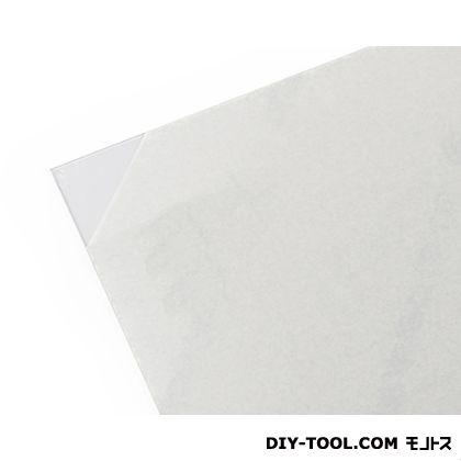 塩ビ板 透明つや消し 2×1800×910 EB1892-13    0