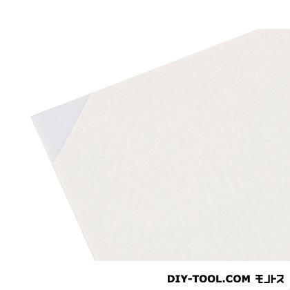 塩ビ板 乳半 3×1800×910mm EB1893-12    0