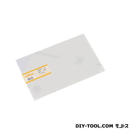 塩ビ板 乳白半透明 1×200×300mm EB231-12     0