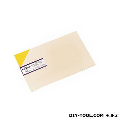 塩ビ板 黄 0.5×200×300mm EB235-3   0