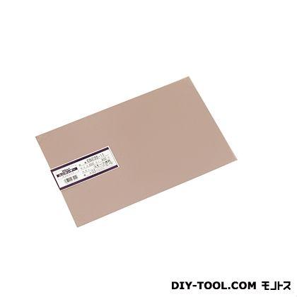 塩ビ板 スモーク透明 0.5×200×300mm EB235-11     0