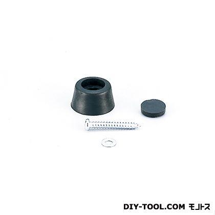 バラゴムクッション戸当り 黒 11×22 GD-11-1  0