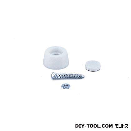 バラゴムクッション戸当り 白 11×22 GD-11-2  0