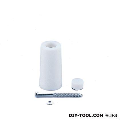 バラゴムクッション戸当り 白 50×26 (GD-52-2)