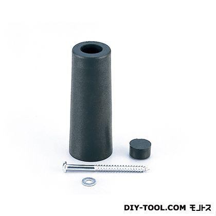 バラゴムクッション戸当り 黒 70×27 (GD-70-1)