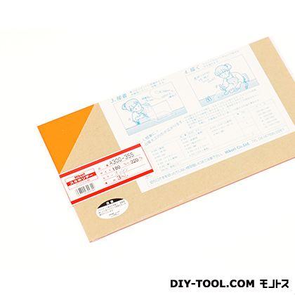 アクリル板 オレンジ 3×180×320mm A300-3SS     0
