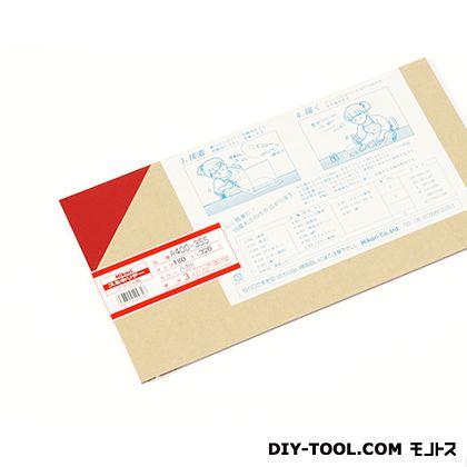 アクリル板 赤透明 3×180×320mm A400-3SS     0