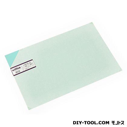 塩ビ板 Pグリーン 0.5×300×450 EB435-20     0