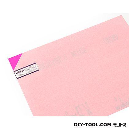 塩ビ板 蛍光ピンク 0.5×450×600 EB455-17     0