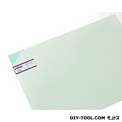 塩ビ板 Pグリーン 0.5×450×600 EB455-20     0