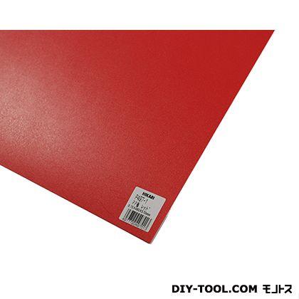 PP板 レッド 485mm×570mm×0.75mm P497-1    0