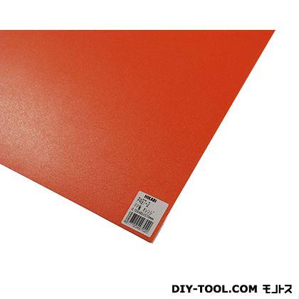 PP板 オレンジ 485mm×570mm×0.75mm P497-2    0