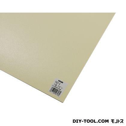 PP板 アイボリー 485mm×570mm×0.75mm P497-8    0