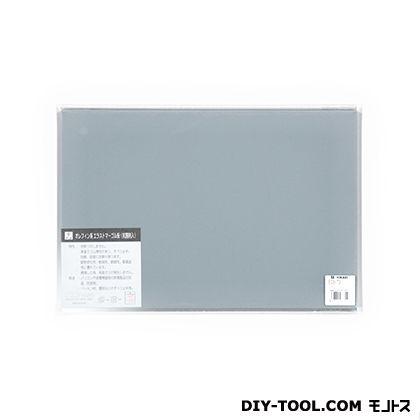 エラストマーゴム グレー 3mm×200×300 EG3-73  0