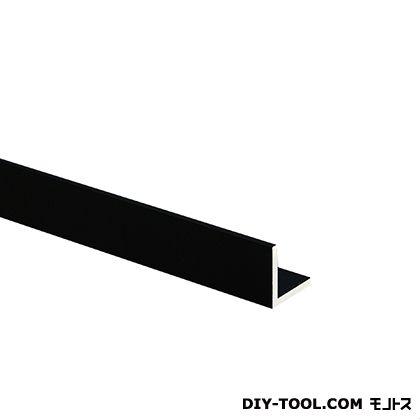 等辺アングル 黒 3.0×25×25×1000mm BA-25254  0