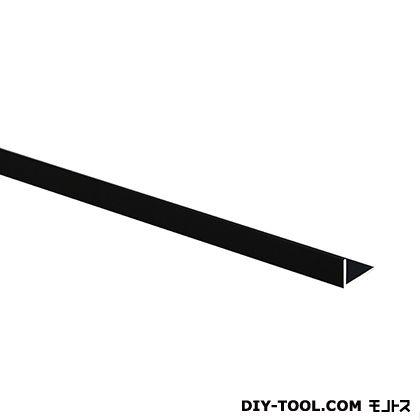 不等辺アングル 黒 1.5×15×25×1000mm BF-7121  0