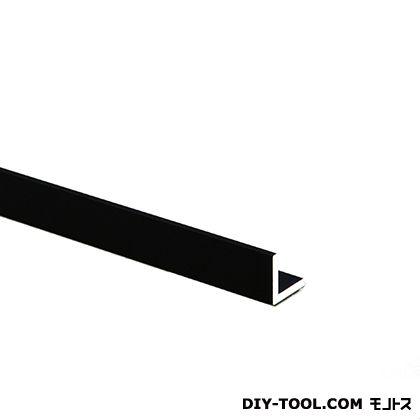 等辺アングル 黒 3.0×20×20×2000mm BA-20209  0