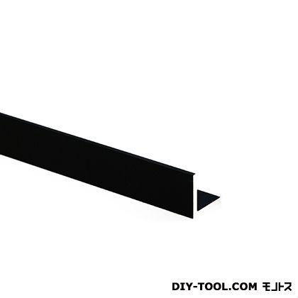 等辺アングル 黒 3.0×25×25×2000mm BA-25259  0