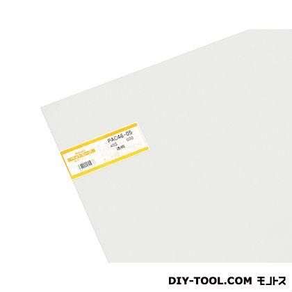 光 ペットエース 透明 450×600×0.5mm PAC46-05  0