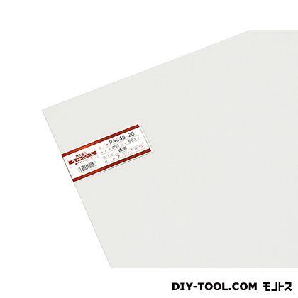 光 ペットエース 透明 450×600×2.0mm PAC46-20  0