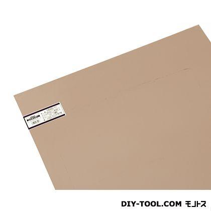 塩ビ板 スモーク透明 0.5×910×600 EB965-11     0