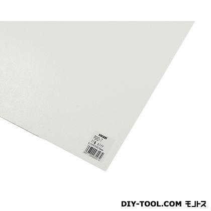 PP板 ホワイト 970mm×570mm×0.75mm P980-7  0