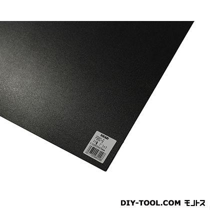 PP板 ブラック 970mm×570mm×0.75mm P980-9  0