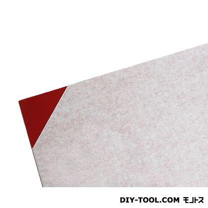 塩ビ板 赤 1×910×900mm EB991-2  0