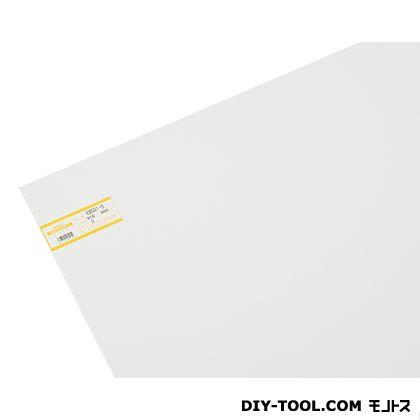 塩ビ板 白 1×910×900mm EB991-5   0