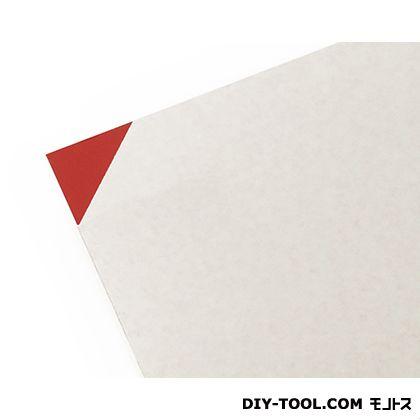 塩ビ板 赤 3×910×900mm EB993-2   0