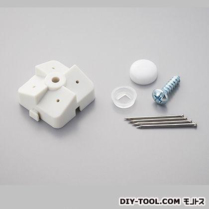 石膏ボード用Pボード止め具セット 白 約523mm×523mm×13mm PBST-2 4 セット
