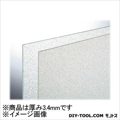光 スチロール樹脂板ガラスマット3.4mm  1830mm×915mm PSWG1804