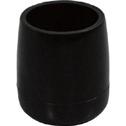 イス脚キャップバラパイプ用 黒 24mm BE-8-242  0