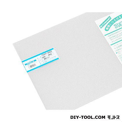 スチロール透明マット  300×450×3.4mm PSWM-3402    0