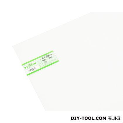 光 ポリカエース 透明 900×600×2mm KPA9020-1  0
