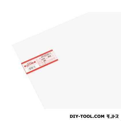 光 ポリカエース 透明 600×450×3mm KPA6030-1  0