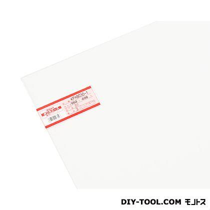 光 ポリカエース 透明 900×600×3mm KPA9030-1  0